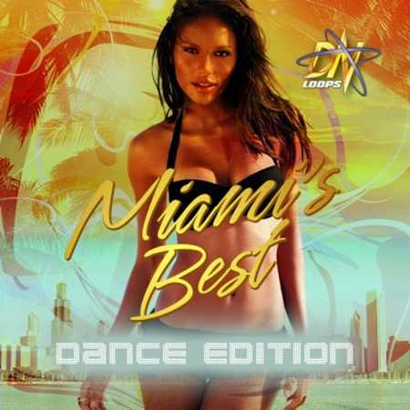 Miamis Best Dance Edition ACiD WAV AiFF Apple Loops REX