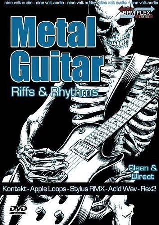 Guitar Riffs and Rhythms Clean and Direct MULTiFORMAT