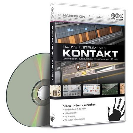Hands On Kontakt Vol.1 German-RESTORE