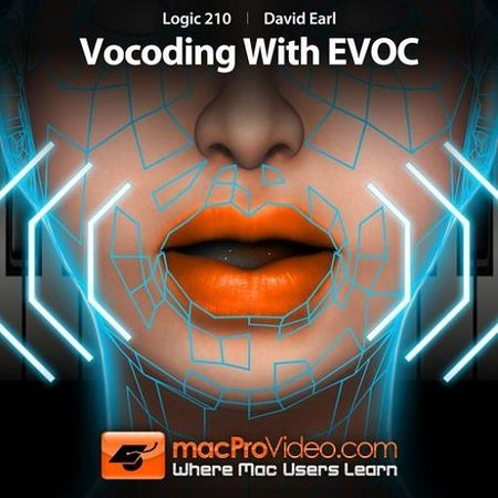 Logic 210 Vocoding With EVOC TUTORiAL-SYNTHiC4TE