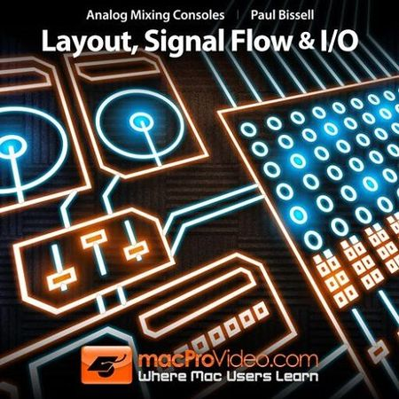 Analog Mixing Consoles Layout Signal Flow IO TUTORiAL