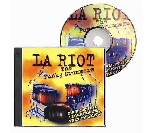 LA Riot The Funky Drummers CD1-3 CDDA-CHiC