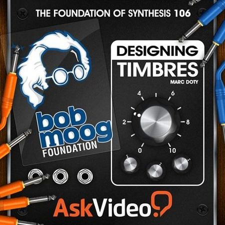 The Foundation Of Synthesis 106 Designing Timbres TUTORiAL