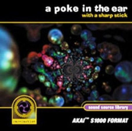 A Poke In The Ear With A Sharp Stick AKAI