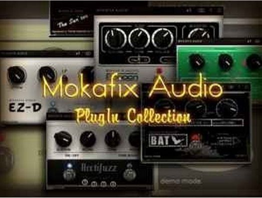 Mokafix Audio Bundle 2012