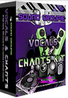 Vocals & Chants Kit WAV