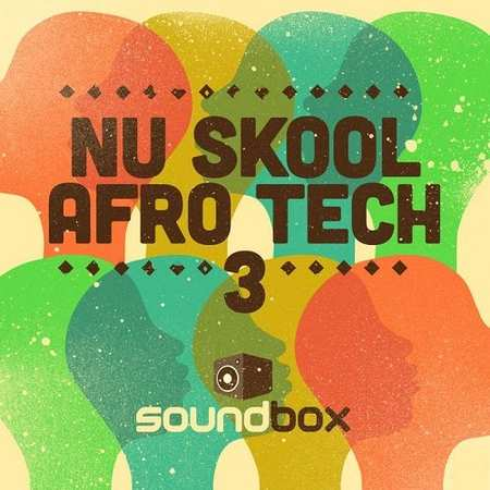 Nu Skool Afro Tech 3 WAV