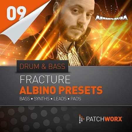 Patchworx Fracture Drum and Bass Albino Presets FXP MIDI