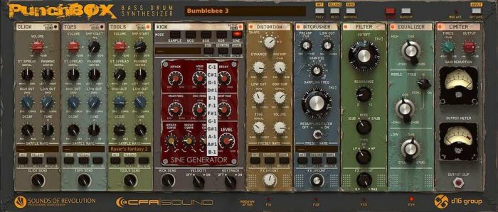 PunchBox v1.0.5 MacOSX Incl. Patched and Keygen HEXWARS