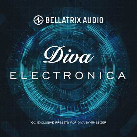 Electronica for u-he Diva H2P