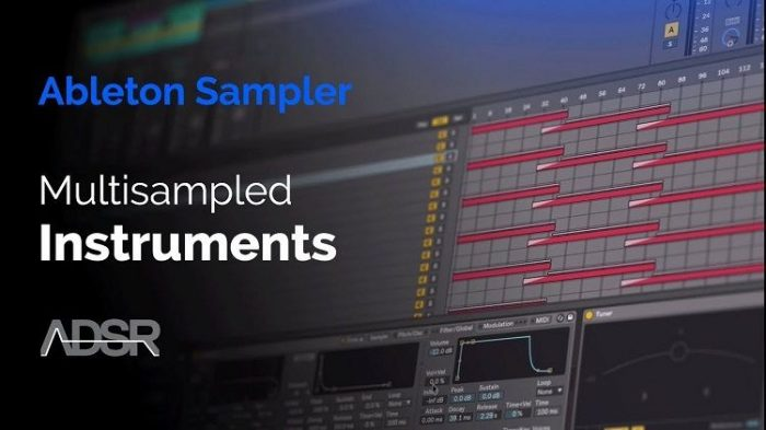 Multisampled Instrument with Ableton TUTORiAL