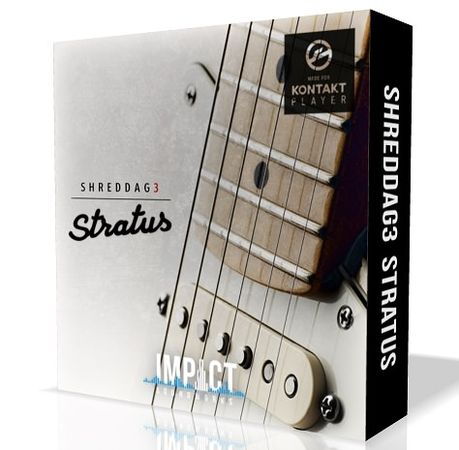 Shreddage 3 Stratus Resources UPDATE KONTAKT-SYNTHiC4TE