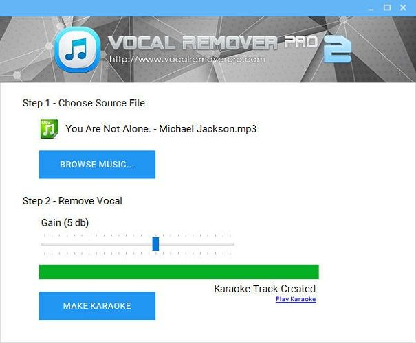Vocal Remover Pro 2.0 Cracked + Portable