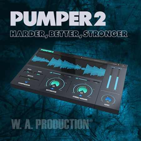 Pumper 2 v1.0.1 WiN-OSX -SYNTHiC4TE