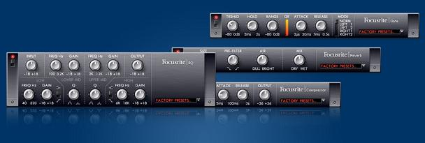 Focusrite Plug-in Suite VST v1.2