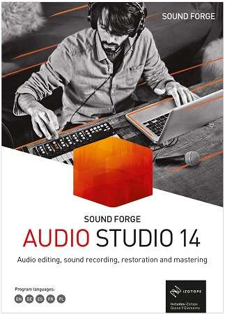 SOUND FORGE Audio Studio 14.0.86 WIN