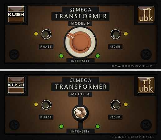 Omega Transformer A and N v1.0.4 WIN-AudioUTOPiA