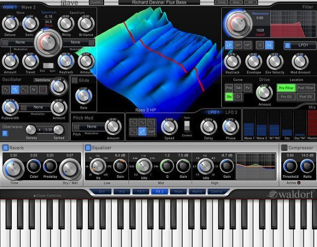 Waldorf Nave v1.15 Incl Keygen (WiN and OSX)-R2R