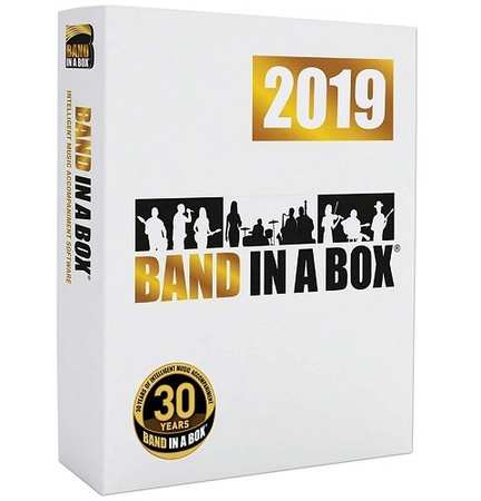 Music Band in a Box 2018 2019 ALL Styles PAKS 1-7 WiN