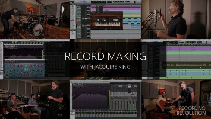 Record Making with Jacquire King
