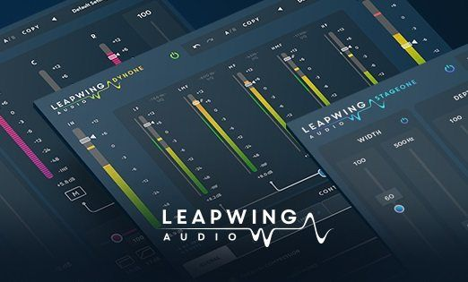 Leapwing Audio Bundle 2019 CE-V.R