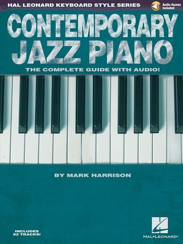 Contemporary Jazz Piano Hal Leonard Keyboard Style Series