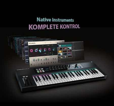 Komplete Kontrol v2.5.0 Incl Patched and Keygen-R2R