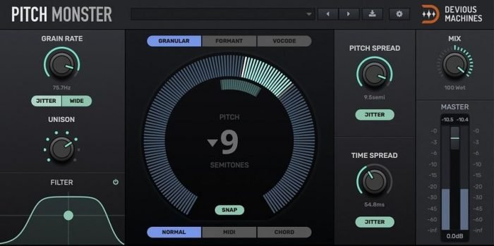 Pitch Monster v1.2.3 Incl Patched and Keygen-R2R