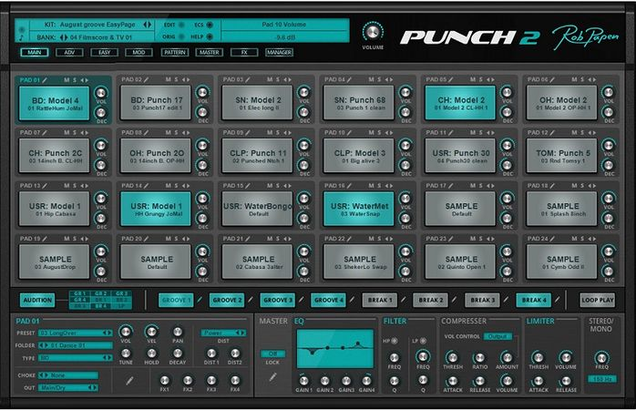 Punch2 v1.0.1a Incl Cracked and Keygen-R2R