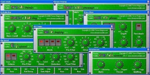 Clone Ensemble DXi VST PlugIns Pack WiN x86-ViP