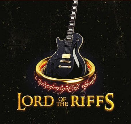 Lord Of The Riffs (Live Guitars Sample Pack) WAV