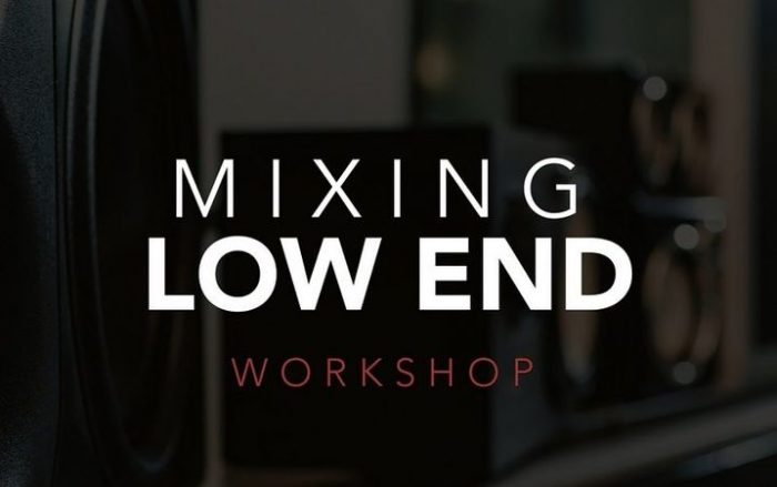 mixing low end tutorial full