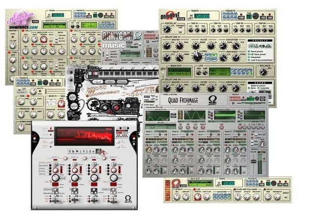 OhmForce Bundle 2016.3 CE-V.R