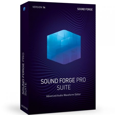 SOUND FORGE Pro 14 Suite v14.0.0.111 Incl Emulator-R2R