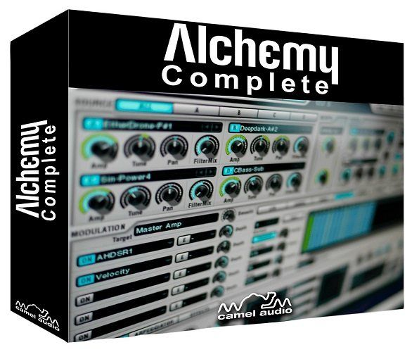 Alchemy Soundbank v1.50 Collection Incl. Player WiN MAC