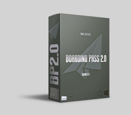 Boarding Pass Volume 2 Sound Kit WAV
