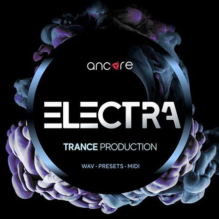 ELECTRA Trance Production Pack WAV MiDi PRESETS-DISCOVER