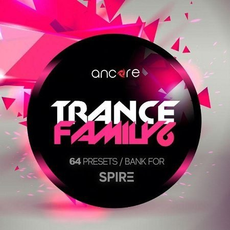 Trance Family Volume 6 For REVEAL SOUND SPiRE-DISCOVER