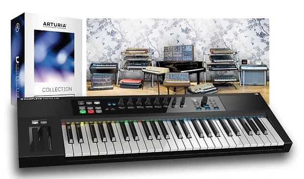 Keyboards & Piano Collection 2020.12 CSE-V.R