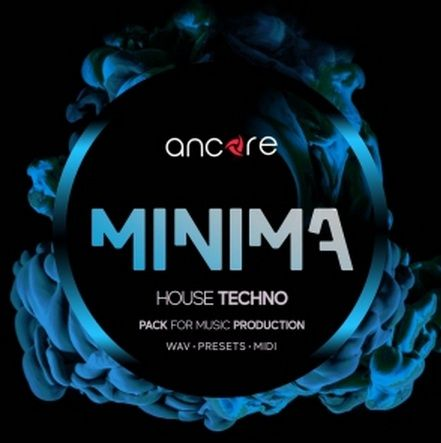 MINIMA House Techno Producer Pack WAV MiDi REVEAL SOUND SPiRE-DISCOVER