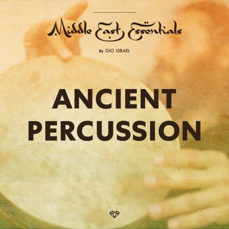 Middle East Essentials Ancient Percussion MULTiFORMAT-FLARE
