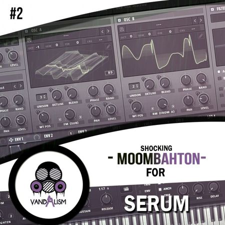 Moombahton #2 For XFER RECORDS SERUM-DISCOVER
