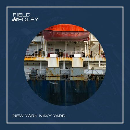 New York Navy Yard WAV-FLARE