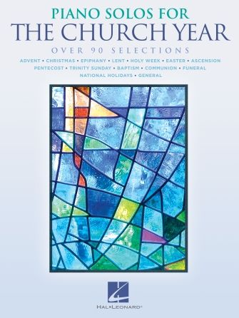 Piano Solos for the Church Year Songbook