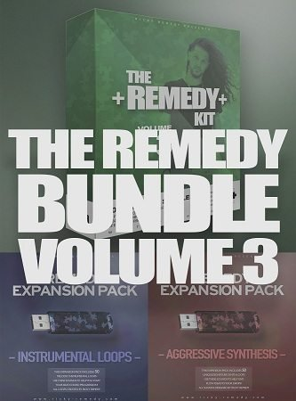 The Remedy Bundle Vol 3 WAV
