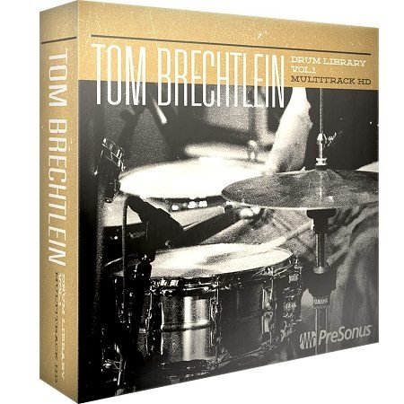 Tom Brechtlein Drums Vol 01 HD Multitrack SOUNDSET-AudioP2P