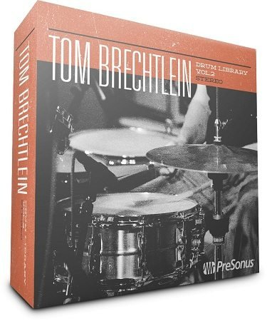 Tom Brechtlein Drums Vol 02 HD Multitrack SOUNDSET-AudioP2P