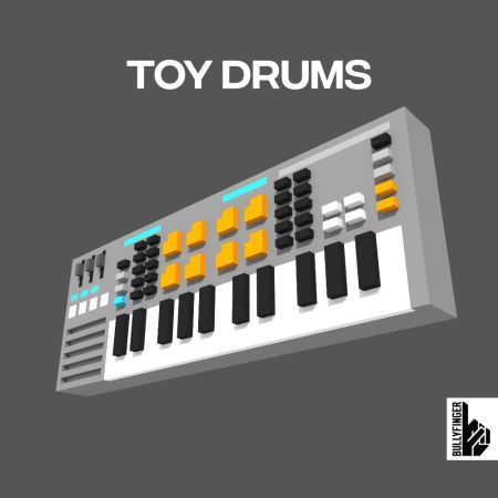 Toy Drums WAV-FLARE