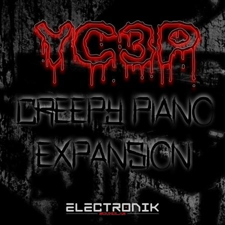 YC3P Creepy Piano Expansion-SYNTHiC4TE