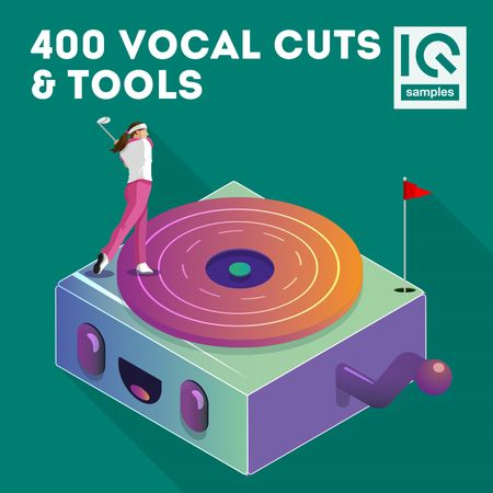 400 Vocal Cuts and Tools MULTiFORMAT